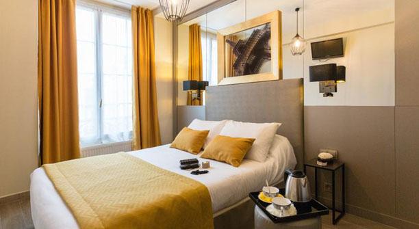 PRATIC HOTEL propose des chambres de qualité aux meuilleurs prix